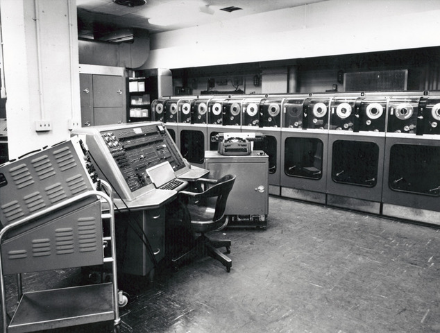 First commercial computer
