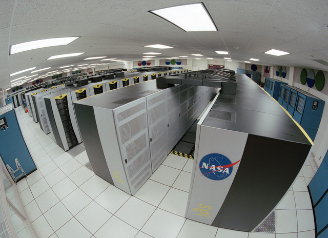 First Supercomputer
