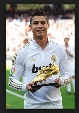 La Liga Golden Shoe