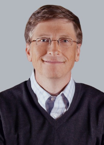 Bill Gates was born