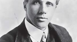 Life of Robert Frost timeline