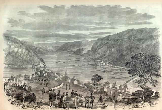 Harper's Ferry attack