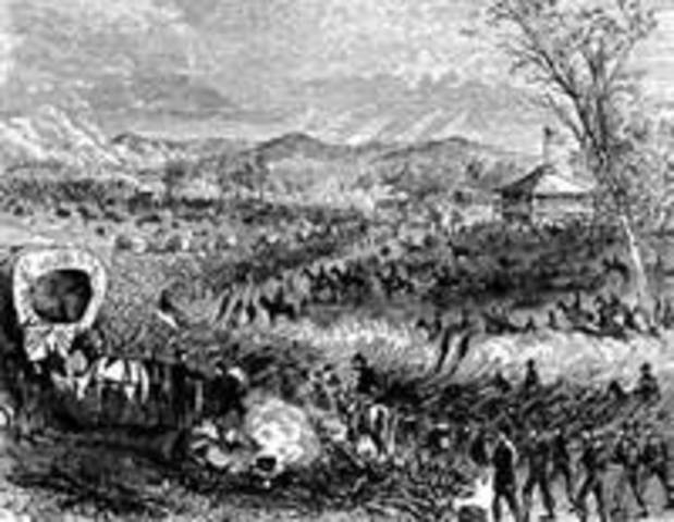 Gen. Sherman captures Atlanta