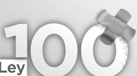 LEY 100 SISTEMA GENERAL DE SEGURIDAD SOCIAL EN SALUD  timeline