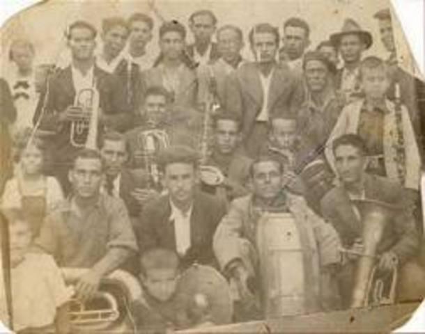 Musica en los años 30