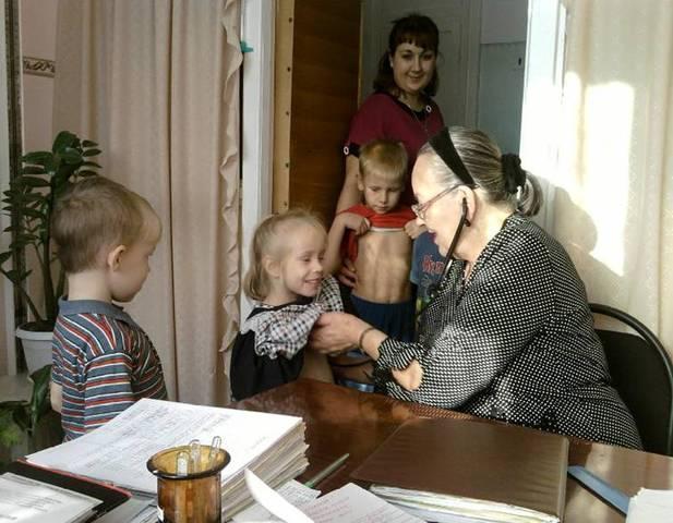 укрепление здоровья детей