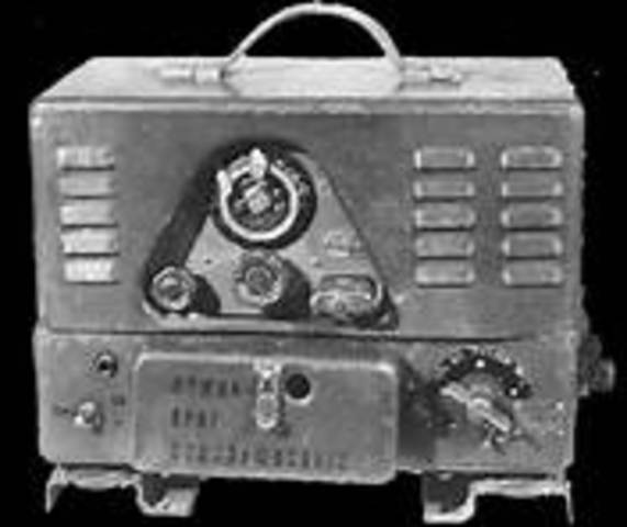 The First Radio Receiver
