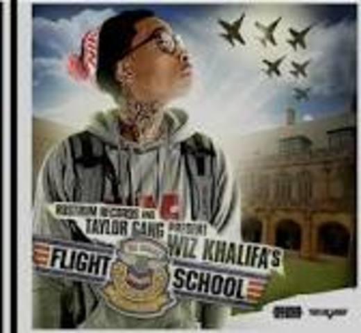 """Wiz Releases """"Flight School"""""""