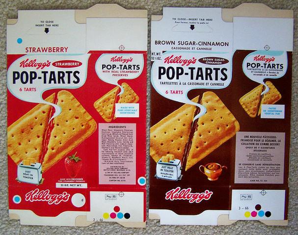 """Kellogg's releases the """"Pop Tart"""""""