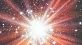 Från Big Bang till den första människan timeline