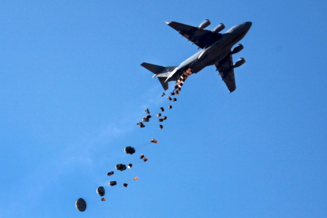 2.4 Million Pop Tarts airdropped in Afghanistan