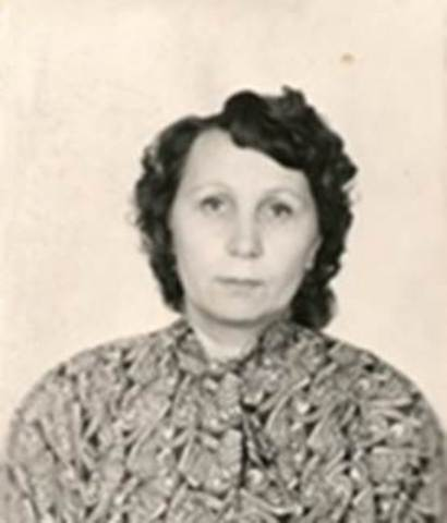 Захарцева Раиса Семеновна