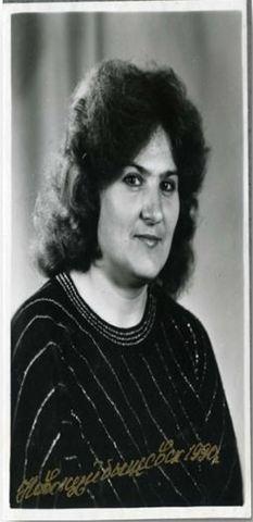 Банникова Галина Михайловна