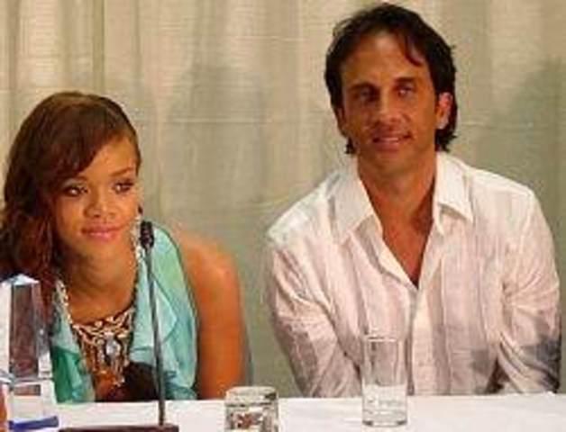 Evan Roger's discovers Rihanna