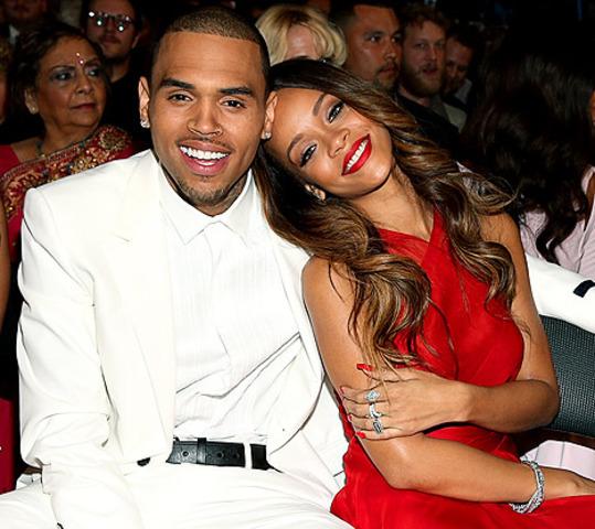 Chris Brown and Rihanna Reunion