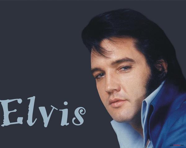 Elvis Preseley dies