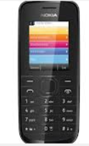 Nokia cell phone develops a software called Harmonium where the phone can play part of a song