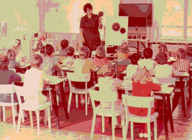 Распространение передового педагогического опыта