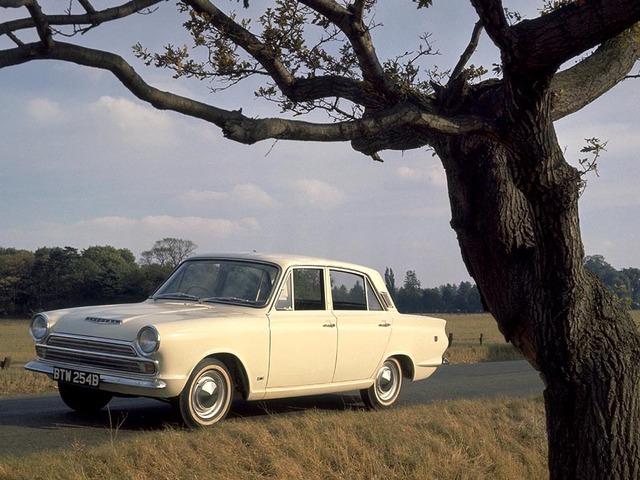 Cortina (MkI)