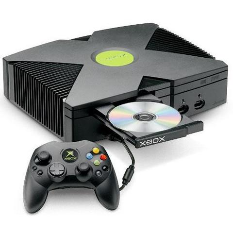 First XBOX