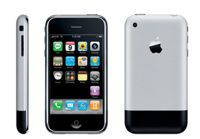 First Apple Iphone