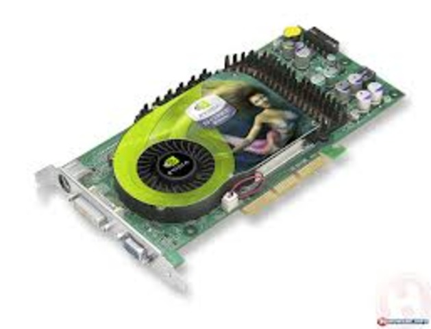 NVIDIA releases the GeForce 6800
