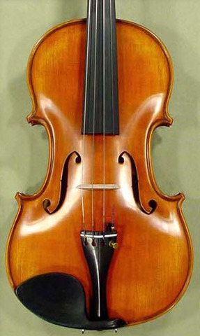 Given Guarnerius violin