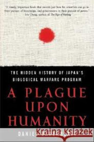 Japanese Biological Warfare Against China