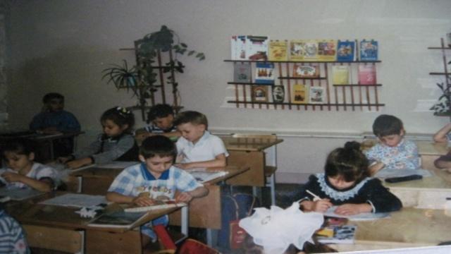 Открытие класса шестилеток
