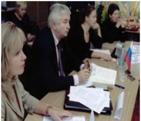 Выездное заседание Самарской Губернской  Думы