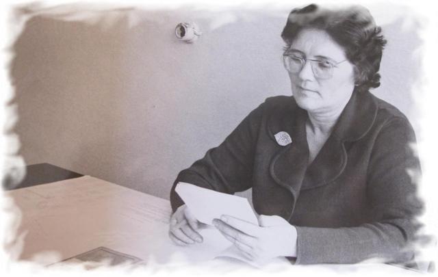 Третья заведующая - Доброзракова Вера Александровна