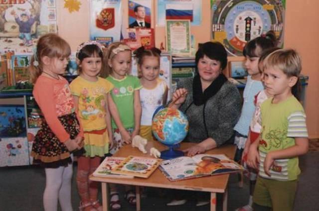 Сидорова Ольга Леонидовна - воспитатель