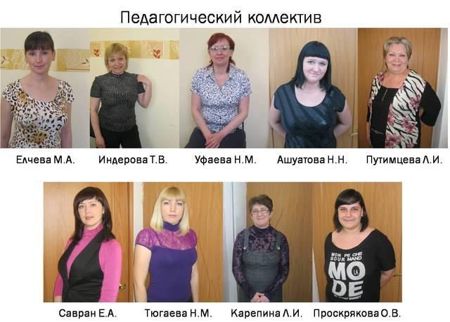 Педагогический коллектив 2012г.