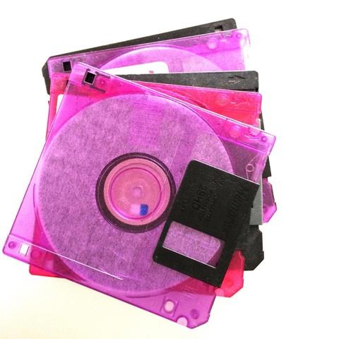 The floppy Disk