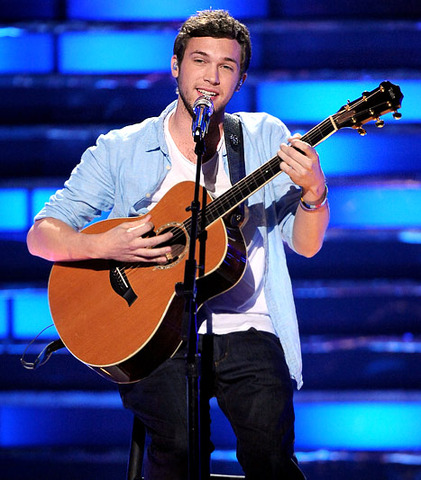 Phillip Phillips Band Forms