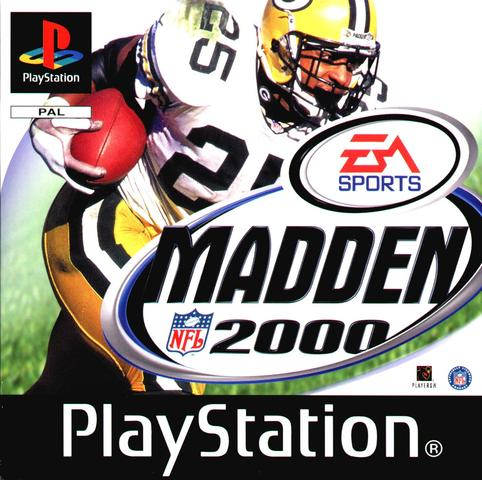 The very first madden game