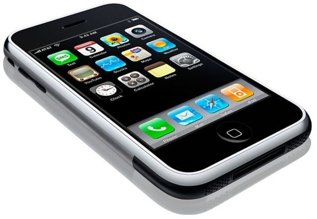 Apple iPhone (first generation)