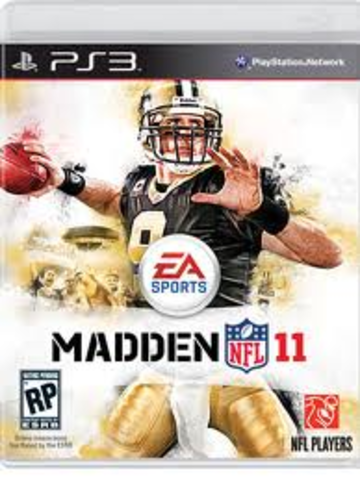 Madden 11 in fun