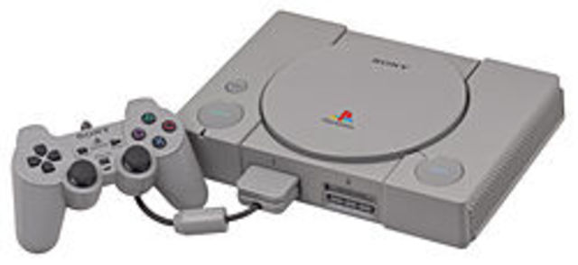 Sony releases the PlayStation.