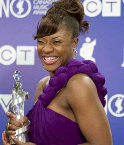 Jully Black's Achievements