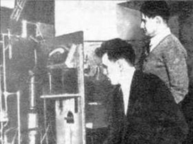 Обнаружение спонтанного деления урана