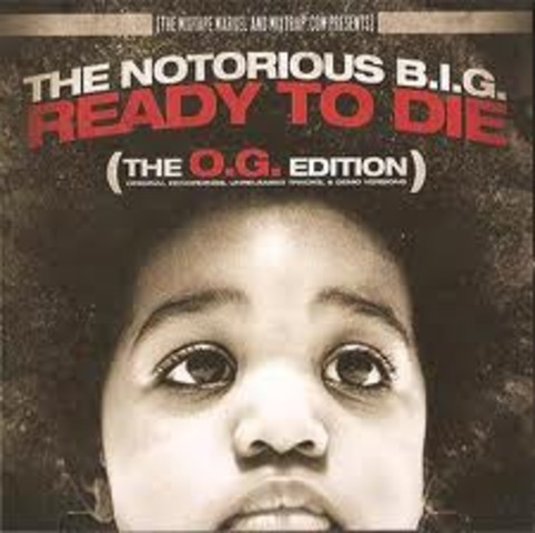 Biggie wasnt alive to see his second last cd