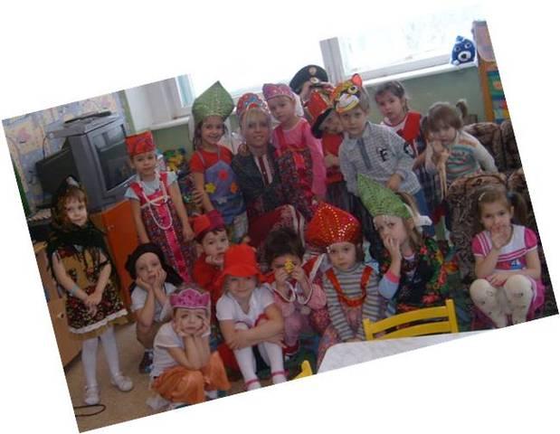 Школа народного фолклора