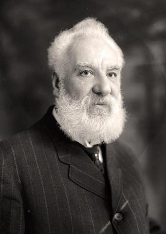 Alexander Graham Bell assumes Society presidency