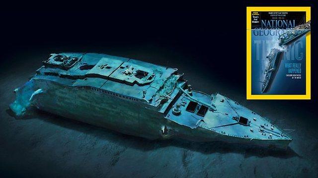 Titanic Discovery