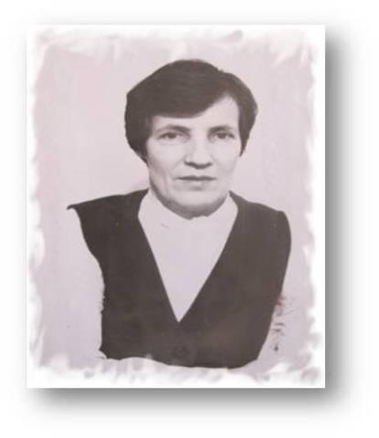 Вторая заведующая - Иванова Полина Денисовна