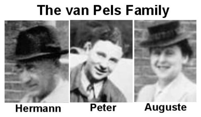 an introduction to the history of the franks and the van daans The diary of anne frank was discovered by miep gies in mr and mrs franks' bedroom, and she risked her life to keep the diary and some papers with anne's handwriting (gies 173) after the war, miep gave anne's diary back to.