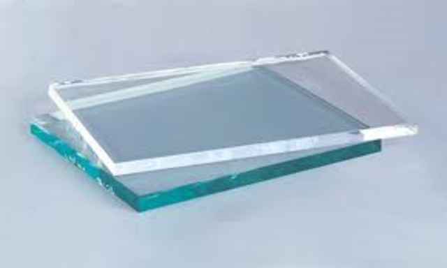 Float glass invented