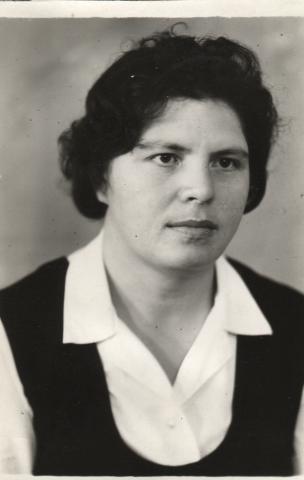 Горячкина Валентина Андреевна