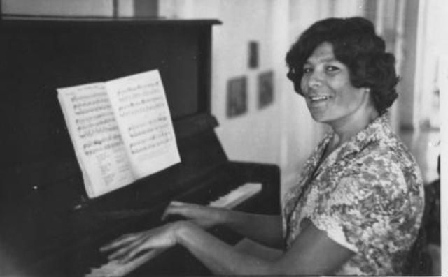 Скачкова Надежда Георгиевна, музыкальный руководитель